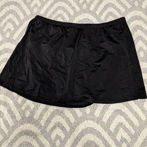 Swimsuits for all Black Swim Skirt